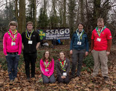 SSAGO Supports Winter Camp